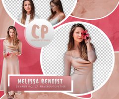 Png Pack 373 - Melissa Benoist by confidentpngs