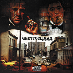 GHETTOCLIMAX by GherdezGFX