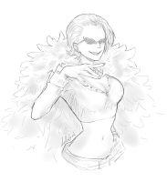Female!Doffy by DarthShizuka
