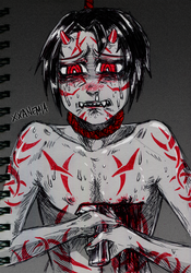 Goretober 2018 Day 6 by XXAnemia