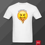I Eat Pizza Everyday T-Shirt Design by masoudhaghi