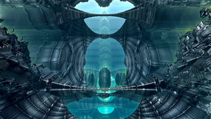 Alien Power Station by banner4