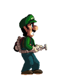Luigi Sprite by Nighteba