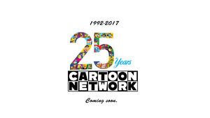 Cartoon Network's upcoming 25th Birthday  by RedheadXilamGuy