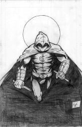 Moon knight by khalilharris123