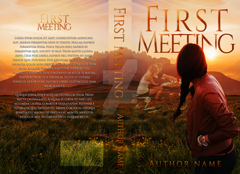 First Meeting - Commercial cover for sale by LenkaAshani