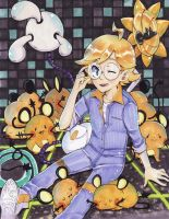 Clemont for Pokemon X Y Countdown!