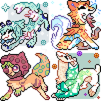 YET MORE ICONS by Lukia26