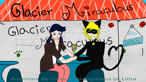 MariChat Ice cream date request by AnonimadeLima