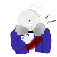 Sans  by Superfluffy28