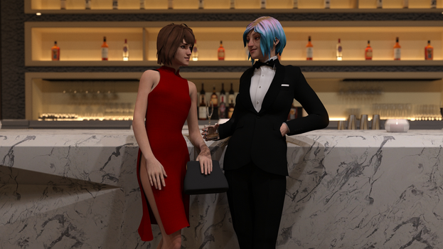 Price, Chloe Price by TheArcadian0125