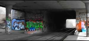 11 tunnel by yevvie