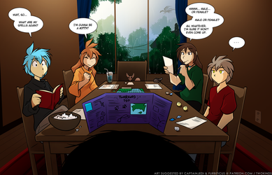 TK DnD by Twokinds