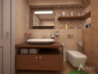 Bathrom Interior Design 02 by adorodesign