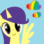 Color Clouds Icon by LittleCloudie