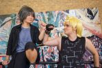 Friends till the End by crescentas