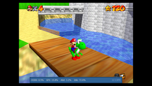 The last secret in Super mario 64! by Enricthepenguin92