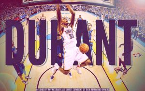 Kevin Durant by Roy03x