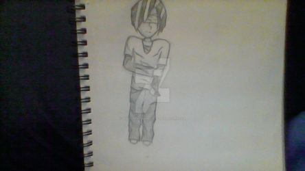 Vocaloid OC: Ethan by ShadowoftheMoon138