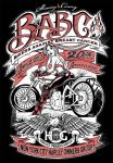 NYC Hogs Bikers Against Breast Cancer Art by SteveChanks