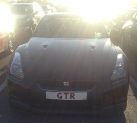 Nissan GTR by Dogrules23