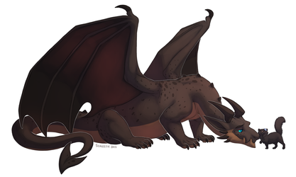 [C] Omid and Capper by Scaleeth