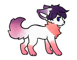 Canine Adopt 4 Auction [Closed] by DotAdopts