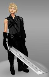 IMVU Cloud AC Final Fantasy by ps2105