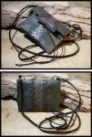 Smal leather bag by morgenland