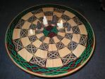 Byzantine Chess Table by groomporter