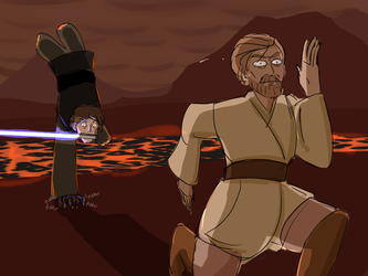 Seven Days of Star Wars: Day 5 Understimated Power by The-Brave-Kitten