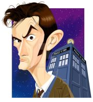 DOCTOR WHO FINISH by kgreene