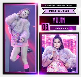 Yu Jin #2 (CLC) |PHOTOPACK| by WithoutTheLove-Music