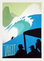 Surf Tahiti by OzyOxy