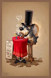 Like a sir! by ReevolveR