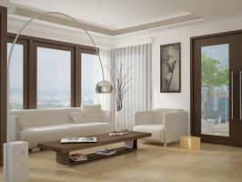family room 2nd floor by outboxdesign