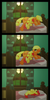 Five more minutes by Mayuen