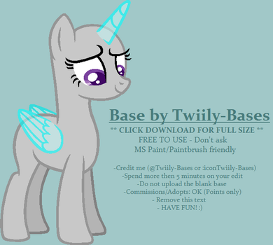 MLP Base 292 by ShiiBases