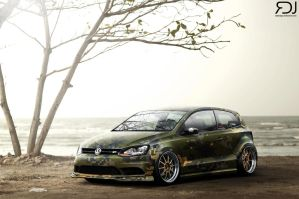 Polo GT I Love Pixel by RDJDesign
