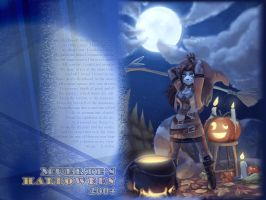 Halloween 2004 Wallpaper by workshop