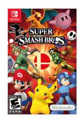 Super Smash Bros for Switch [Fan Made] by TheMVAproductions