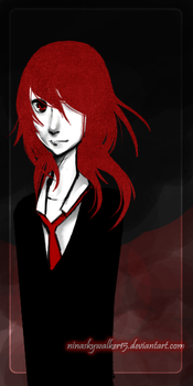 blood red. by ninz-c
