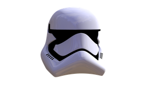 StormTrooper VII Helmet [FREE DOWNLOAD] by RetroDevil