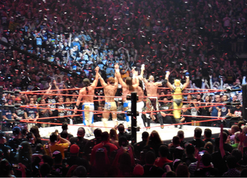 Main Event Curtain Call by R-Legend