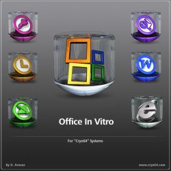 Office In Vitro by DARIMAN
