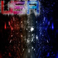 4th of July Text Art by lilsnipeyxgfx