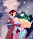 Cornelia and Caleb by ToDaLeLy