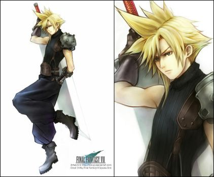 CLOUD by tatouji