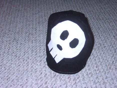 Skull Beanie by ScrewAndBall