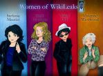 WikiLeaks Women by lisa-im-laerm